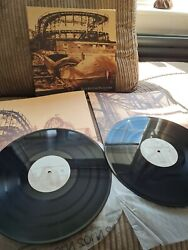 Red House Painters Rollercoaster Same 1993 1st A1b1/c1d1 Nm Lp