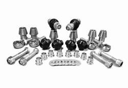 Steinjager Heims Nuts Bungs Inserts And Boots Rod End Kits 1.25-12 Rh And Lh