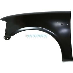 New Front Left Fender Fits 1997-2003 Ford F-150 Fo1240191 2l3z16006ba