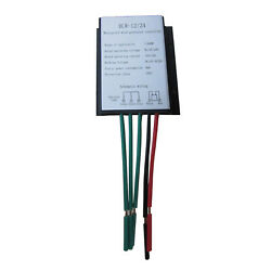 400w Dc12v/24v Automatic Switch Waterproof Wind-driven Generator Controller S2o9