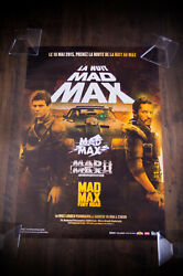 Mad Max Night Show 24 X 32 Rolled French Moyenne Movie Poster Original