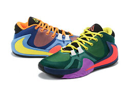 Nike Zoom Freak 1 Gs What The 6y Basketball Shoes Multicolor Giannis Cu1486-800