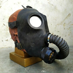 Gas Mask For Children Protective Vintage Size 4 /10 Pcs/ For Mr.xred
