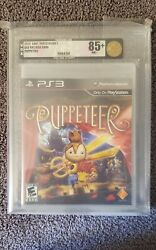 Puppeteer Ps3 Vga 85+ Brand New Factory Sealed