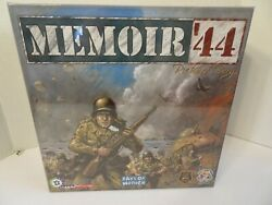 Memoir And03944 Board Game Richard Borg Days Of Wonder New 2006 D-day Wwii War