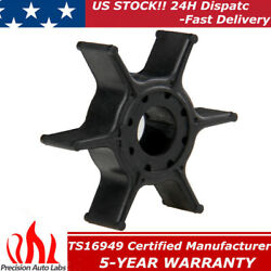 Water Pump Impeller For Yamaha 9.9/15 Hp Outboard 2 Stroke Parts 63v-44352-01-00