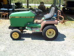 Johndeere 240 Tractor Plow Barn Find Pto Runs Drives Great Small Farm