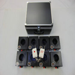 Transmitter Stage 8 Cues Fireworks Fing System Wireless Switch Cold Music Effect