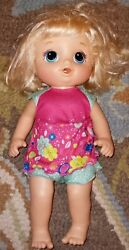 Baby Alive Potty Dance Doll Interactive + 50 Sounds Phrases And Songs - Blond Hair