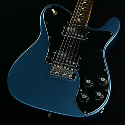 Fender / Made In Japan Limited 70s Telecaster Deluxe Tremolo Lake Placid Blue