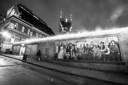 Nashville Tennessee Broadway Legends Corner Country Music Downtown Photography L