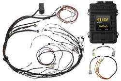 Haltech Ecu Elite 1000+ Fits Mazda 13b S4/5 Cas With Flying Lead Ignition