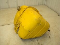 1968 Ford 2110 Lcg Tractor Gas Fuel Tank 2000