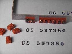 Custom Shop Cs Serial Number Ink Stamp For Gibson Les Paul Logo Decal Inlay Paf