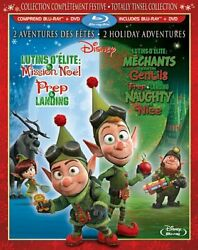 Blu-ray - Prep And Landing 2 Holiday Adventure Collection