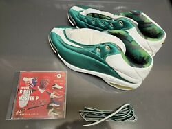 Rare Percy Miller Master P No Limit B-ball Converse Sneakers Shoe Size 9 Sample
