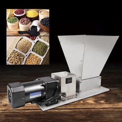 Electric Corn Grain Coffee Wheat Feed Mill Wet/dry Cereals Grinder Mill 2roller