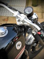 Bmw R60 Cafe Racer Top Yoke - Triple Tree Clamp - 36mm Or 38.5mm Forks And Speedos