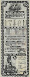 Rare 1915 San Francisco Calif Lottery Note Yr Of Pan-pac Expo Buyers Take Notice