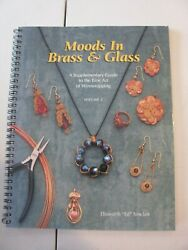 Moods In Beads And Glass Vol 2 Ellsworth Ed Sinclair Wire Work Twist Diagrams