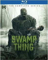 Swamp Thing The Complete Series Blu-ray