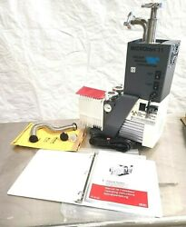 Rotary Vacuum Pump Microtorr Ii New High Suction Vacume Pumping Station