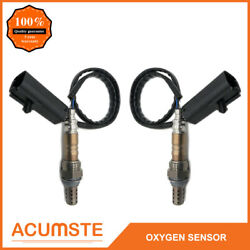 2pcs Direct Fit O2 Oxygen Sensor For Dodge Jeep Chrysler Plymouth Oe 234-4002