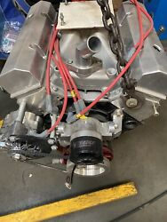 406 400 Chevy Small Block 2 Bolt Block Engine Comp Cam Mutha Thumper Msd Pro
