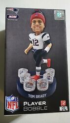 Tom Brady 6x Sb Ring Base Exclusive Bobblehead Limited Edition Of 750