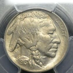 1913 D Type-1 5c Buffalo Nickel Five Cents Certified Pcgs Ms64 Us Mint Coin