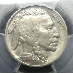 1918 5c Buffalo Nickel Five Cents Certified Pcgs Ms64 Us Mint Coin