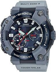 Casio G-shock Royal Navy Collaboration Model Gwf-a1000rn-8ajr Menand039s Gray