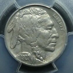 1920 S 5c Buffalo Nickel Five Cents Certified Pcgs Au53 Us Mint Coin