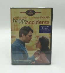 Happy Accidents Full Frame And Widescreen Orig Mgm Picture/ifc Films New/sealed