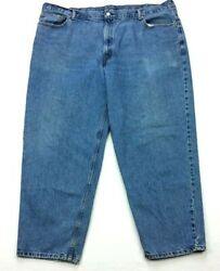 560 Comfort Fit Loose Fit Tapered Denim Jeans 48x30