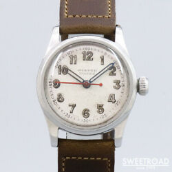 Rolex Ref.3478 Vintage Raleigh Ss Manual Winding Mens Watch Authentic Working