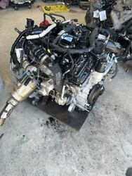 Motor Engine Oem 2.7l Turbo Fits 2017 2018 2019 Lincoln Continental 24k Miles