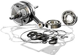Wiseco Wpc134 Complete Bottom End Rebuild Kit