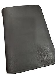 Rock Of Ages Study Bible Kjv Rebound Black Cowhide Leather Absolutely Supple
