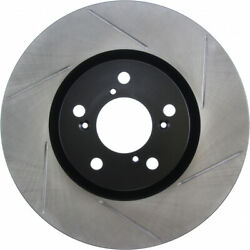 Stoptech For Acura Rlx 2014-2020 Brake Rotor Sport Slotted Front Left