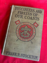 Every Boys Library - Buccaneers And Pirates Of Our Coasts - Stockton - Xlib