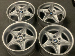 Bmw E36 Z3 M Coupe Roadster Light Alloy Rims Wheels Syle 40 Staggered 17 Set