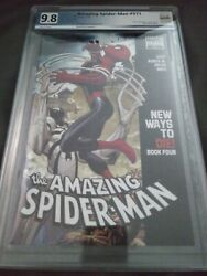 Amazing Spider-man 571 2nd Print Variant Pgx 9.8 Beauty Wow