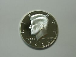 2002 Kennedy Half Dollar 20 Coin Roll 90 Percent Silver Proof Coins