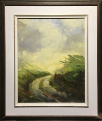Canadian School - Oil On Canvas- Impressionist Landscape -20th C