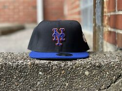 Vintage 2000 New York Mets World Series Fitted 5950 New Era Mlb