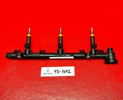 Nice Seadoo 4tec Gtx Rxp Rxt 2003-2007 Fuel Rail With Injectors 215 Supercharged