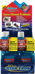 Star Brite - Enzyme Fuel Treatment 8oz 6/pk W/counter Display - 57-1141