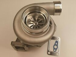 Performance Turbo Charger A/r 0.63 V-band Gt35 Gtx3576r Ball Bearing T3 A/r .60