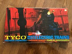 Vintage Tyco Ho Scale Electric Trains Precision Engineered